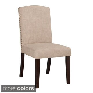 Monaco Parson Dining Chair (Set of 2) (3 options available)