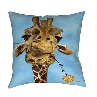 Thumbprintz Craig Decorative Pillow