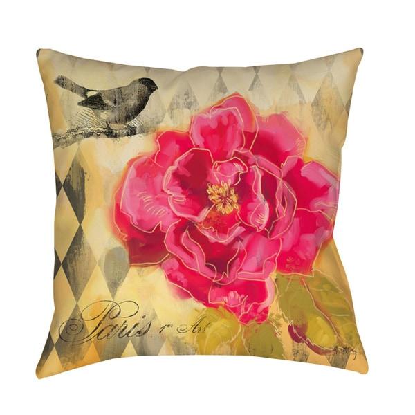 Graces Garden Indoor/ Outdoor Pillow