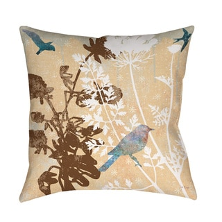 Thumbprintz Queen Annes I Decorative Pillow