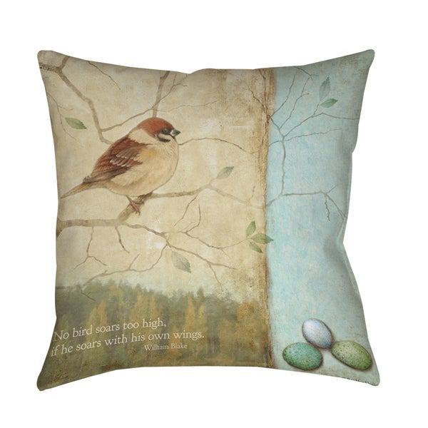 The Gray Barn Grant Polyester Decorative Pillow