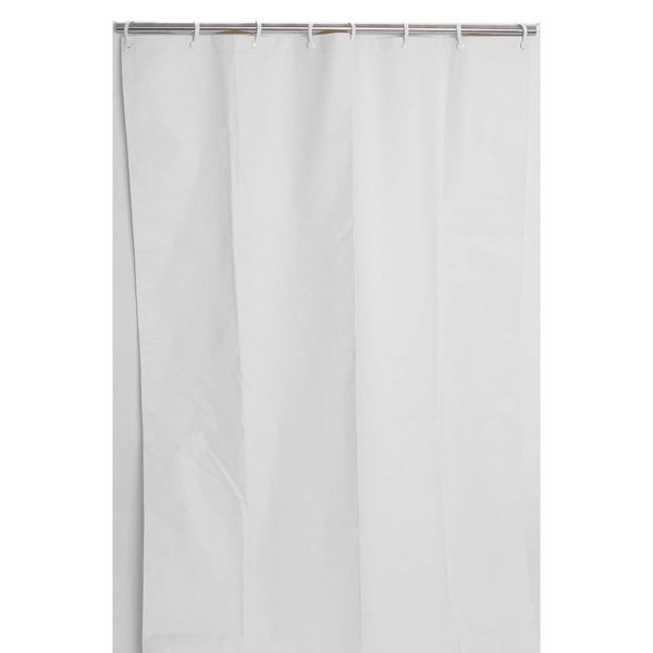 Shop 42x 74 Heavy Duty Staph Mold And Odor Resistant Commercial Shower Curtain Pack Of 10