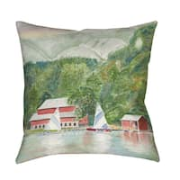 Dirty Dancing Indoor/ Outdoor Pillow