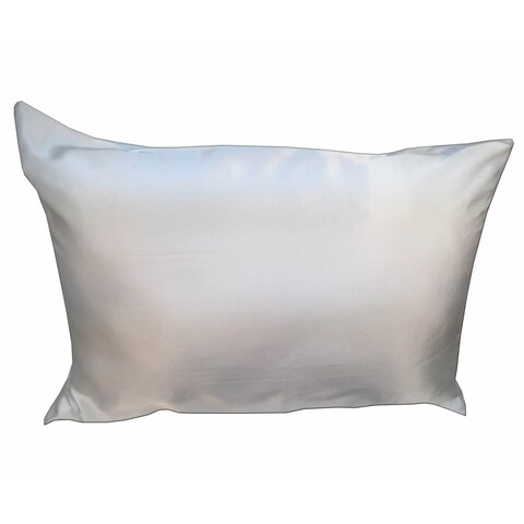 Luckysilk Facial Beauty Pure Silk Pillowcase with Hidden Zipper