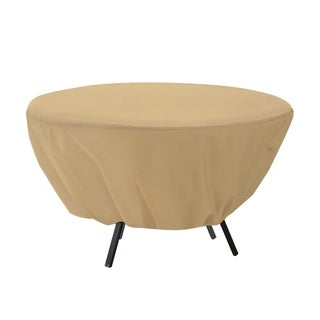 Classic Accessories 58202-EC Terrazzo Round Patio Table Cover
