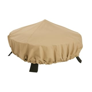 Shop Veranda Round Fire Pit Cover On Sale Free