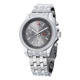 SO&CO New York Men's Monticello Quartz Day and Date Watch with Stainless Steel Link Bracelet|https://ak1.ostkcdn.com/images/products/10111166/P17250888.jpg?impolicy=medium