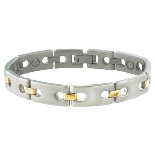Sabona Executive Regency Duet Magnetic Bracelet