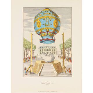 Premier Voyage Aerien Balloon