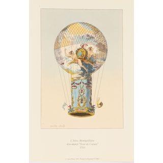 L'Aero-Montgolfiere Balloon