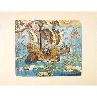 Americae, Theodore De Bry