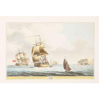 A Frigate, Serres