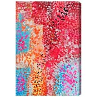 Burst Creative 'Vitae Dots' Canvas Art