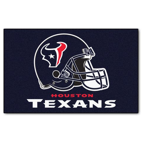 "FANMATS NFL - Houston Texans Ulti-Mat 59.5""x94.5"""