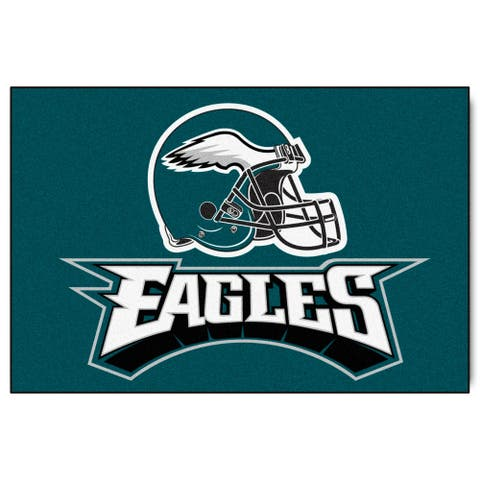 "FANMATS NFL - Philadelphia Eagles Ulti-Mat 59.5""x94.5"""