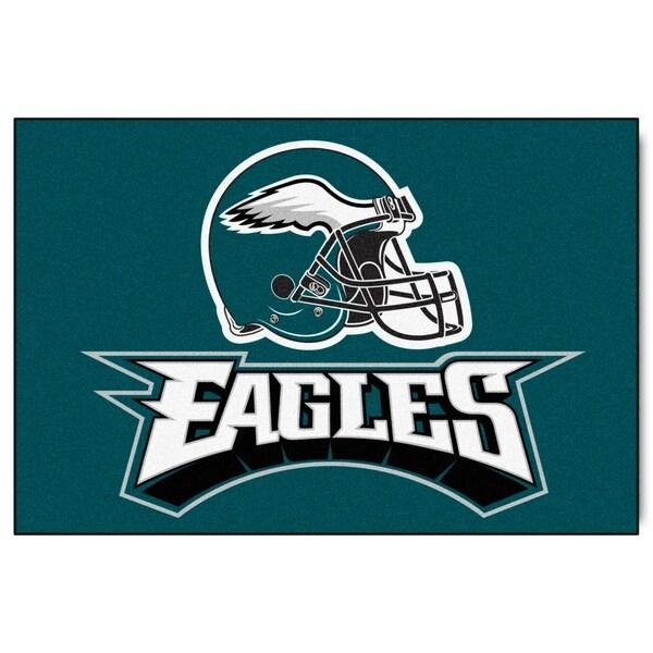 "FANMATS NFL - Philadelphia Eagles Ulti-Mat 59.5""x94.5"". Opens flyout."