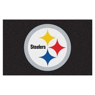"FANMATS NFL - Pittsburgh Steelers Ulti-Mat 59.5""x94.5"""