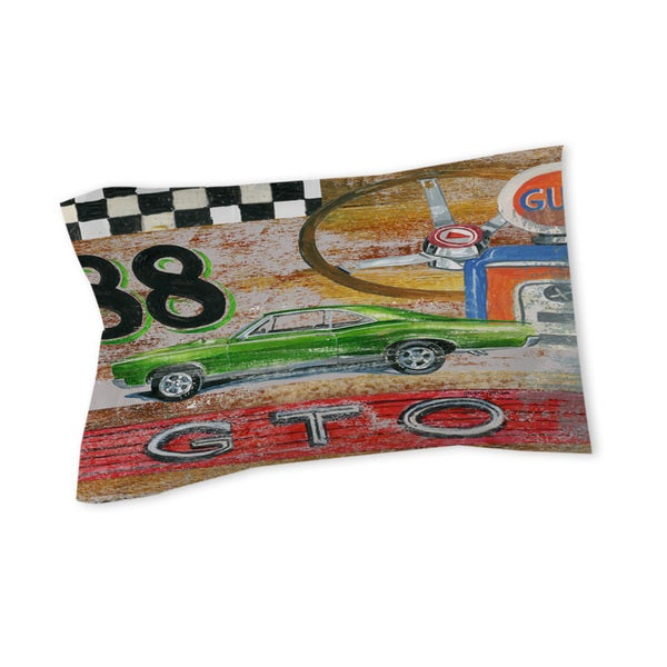 Muscle Cars III Duvet Cover