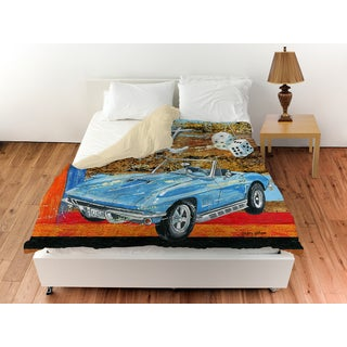 Muscle Cars IV - Duvet Cover