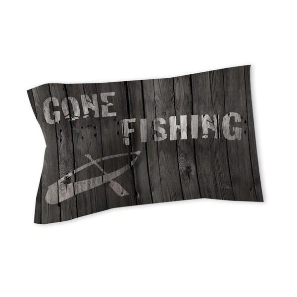 Gone Fishing Sham