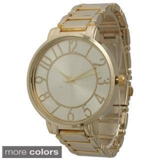 Olivia Pratt Women's Classic Dial Bracelet Watch