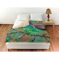 Laurel Creek Inyo Hummingbird Duvet Cover