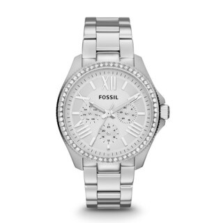 Cecile Multifunction Stainless Steel Ladies Watch
