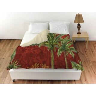 Palms Pattern I Duvet Cover
