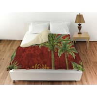 Palms Pattern I Duvet Cover