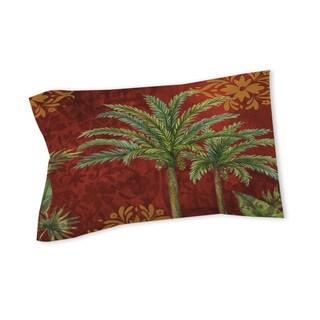 Palms Pattern I Sham
