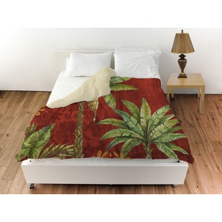 Palms Pattern II Duvet Cover