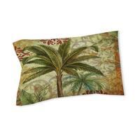 Palms Pattern III Sham