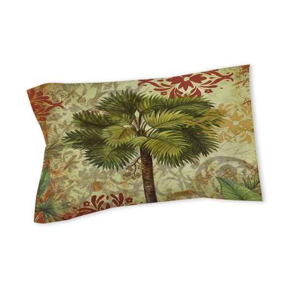 Palms Pattern IV Sham