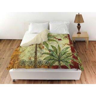 Palms Pattern V Duvet Cover