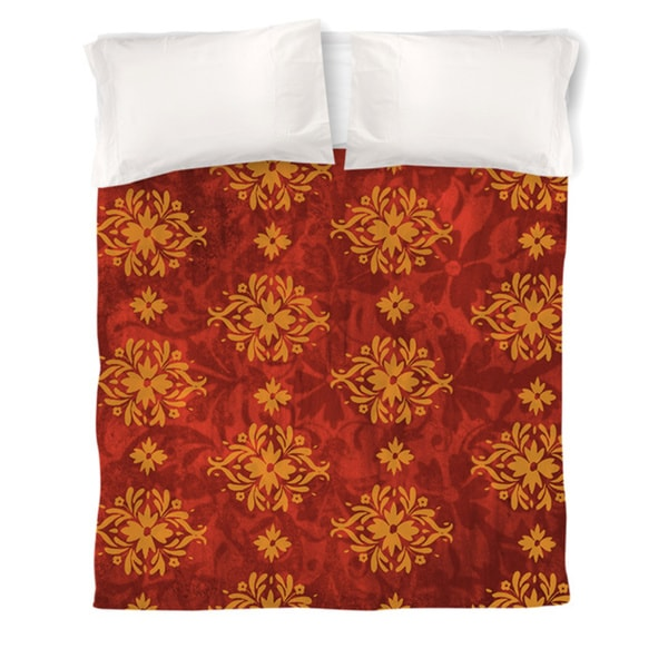 Palms Pattern VI Duvet Cover