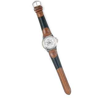 Presidential Seal Half Dollar Coin Wrist Watch
