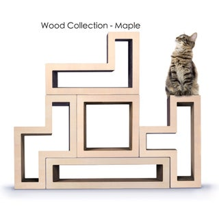 Katris Cat Scratcher System & Blocks Cat Tree