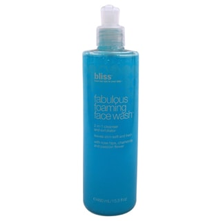 Bliss Fabulous Foaming 15.5-ounce Face Wash
