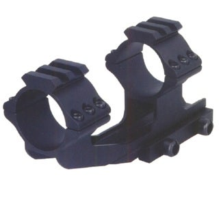 Sun Optics Mount 30mm 1-inch inserts Dual Ring Tactical