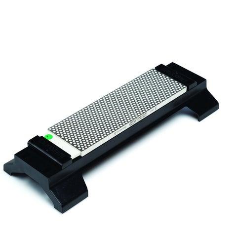 DMT 8-inch DuoSharp Bench Stone E/F Hardcoat Surface with Base