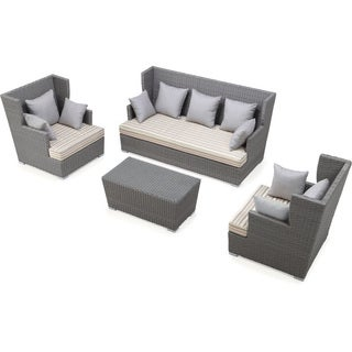 Ascent 4-Piece Outdoor Conversation Set