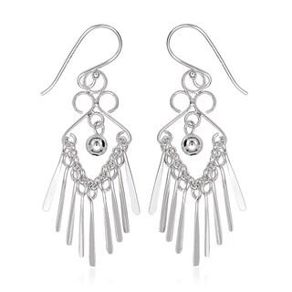 La Preciosa Sterling Silver Dangle Earrings