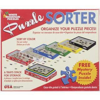 Puzzle Sorter 6 Trays