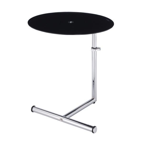 Porthos Home Eclipse Adjustable Side Table
