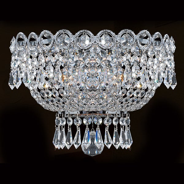 Empire Crystal Wall Sconces Lights
