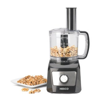 Nesco FP-300 Black 3-cup Food Processor