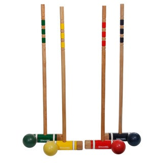 26-inch Spalding Rec Croquet Set