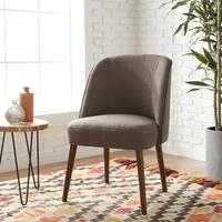 Carson Carrington Sydney Grey Accent Chair