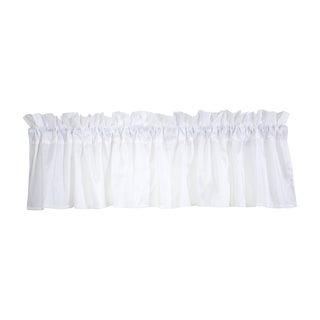 Trend Lab Marshmallow Window Curtain Valance