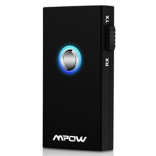 Mpow Streambot 2-in-1 Bluetooth Wireless Audio Transmitter and Receiver Music Streaming with 3.5mm Stereo Output